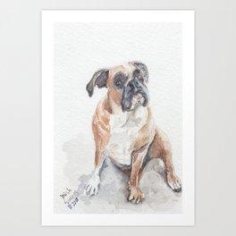 Bruno Art Print
