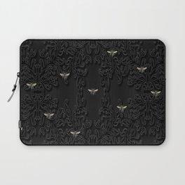 Black Bees Laptop Sleeve