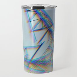 Blurred Lines Travel Mug