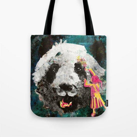 Pandamonium Tote Bag