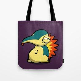 Pokémon - Number 155 Tote Bag