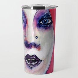 Lady Icarus Travel Mug