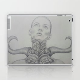 A Giggle At A Funeral Laptop & iPad Skin