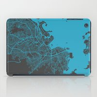 rio iPad Cases featuring Rio by Map Map Maps