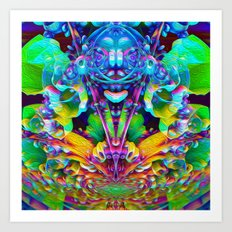 Resonate Art Print