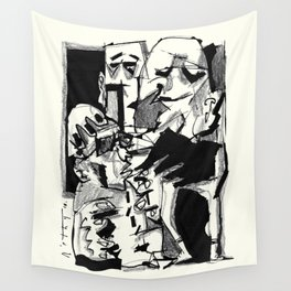 Chapter One: Never Talk with Strangers Wall Tapestry