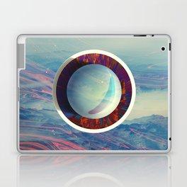 LOST AMONG THE MAGMA Laptop & iPad Skin