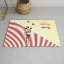The Ultimate Juggler Rug