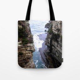 Devil's Kitchen Tote Bag