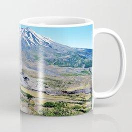 Mt. St. Helens Path of Destruction Coffee Mug