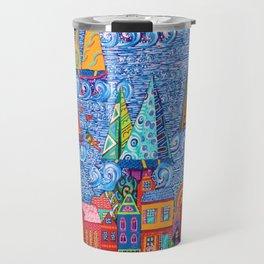Regatta Town Travel Mug