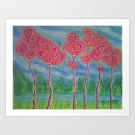 Candyland Art Print