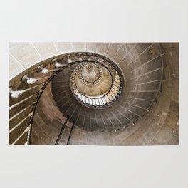 Lighthouse Spiral staircase Rug