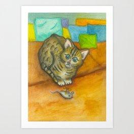 Mirjam Art Print