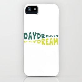 BTS JHOPE MIXTAPE DAYDREAM iPhone Case