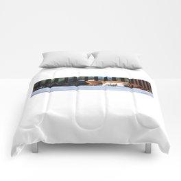 Sleeping Dogs Comforters