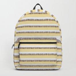 Honey Bee Pattern Backpack