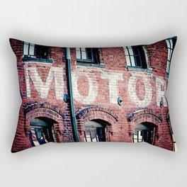 Rev up Rectangular Pillow