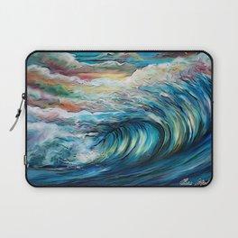 The Rainbow Wave Laptop Sleeve