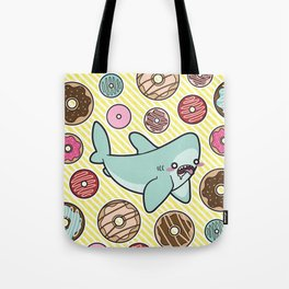 Drooling over Donuts Tote Bag