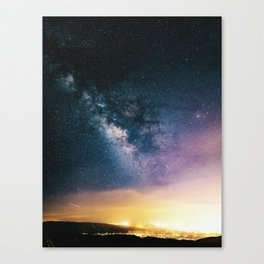Wishing it Was You Canvas Print