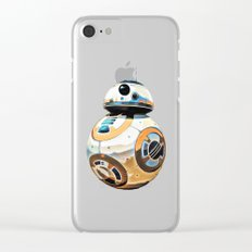 BB8 Clear iPhone Case