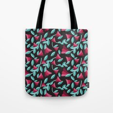 Tossed Roses Tote Bag