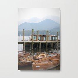 Derwent Water Metal Print
