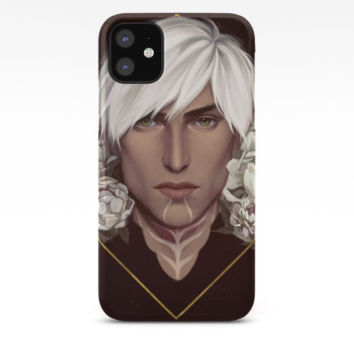 Dragon Age Fenris iphone case