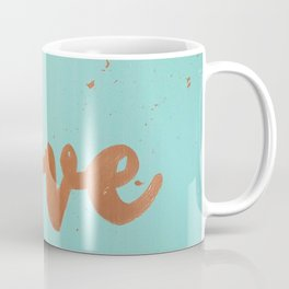 Acrylic 5 - Love! Coffee Mug