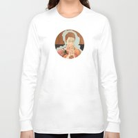 study Long Sleeve T-shirts featuring Study by Suzanna Schlemm
