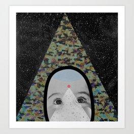 Alenka Art Print