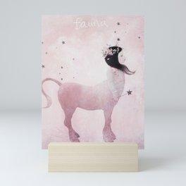 fauna Mini Art Print
