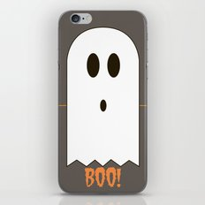 You Look Like You've Seen  A Ghost iPhone & iPod Skin