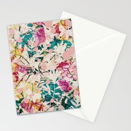 Tropical Summer Stationery Cards