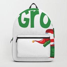 elf grouchy Backpack