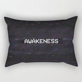 AWAKENESS Rectangular Pillow