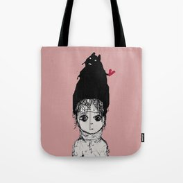 A Day of Pink Sun Tote Bag