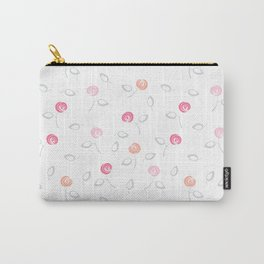 Cute mini flowers roses Carry-All Pouch