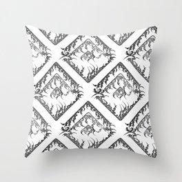 Diamond (1) Throw Pillow