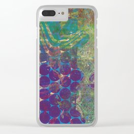 Fall to the Wayside Clear iPhone Case
