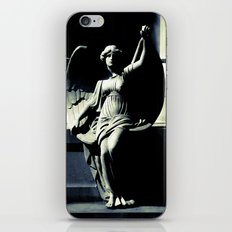 Art Deco Angel iPhone & iPod Skin