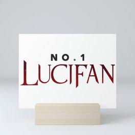 NO.1 LuciFan Mini Art Print