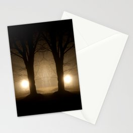 Ominous Stationery Cards