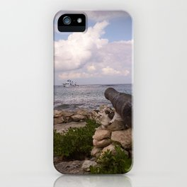 hold fire! iPhone Case