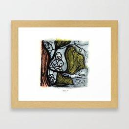 Inkgo Framed Art Print