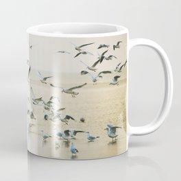 My heart beats in a million gulls Coffee Mug
