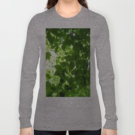 green canopy 3 Long Sleeve T-shirt