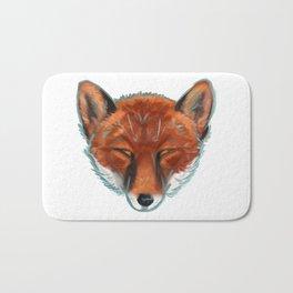 Fox Face Bath Mat