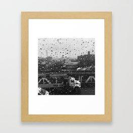 dumbo tears Framed Art Print